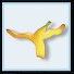 バナナのかわ